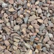 Gray granite gravel — Stock Photo