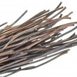 Old copper wire — Stock Photo