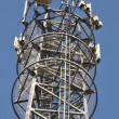 Telecommunication tower — Stock Photo #31995063