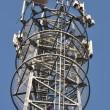 Telecommunication tower — Stock Photo #31995063