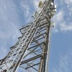 Telecommunication tower — Stock Photo #32475051
