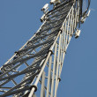 Telecommunication tower — Stock Photo #36066423