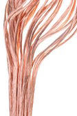 Copper wires — Stock Photo