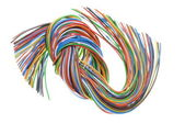 Cable with knot — Stock Photo