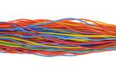 Bos van kabels — Stockfoto