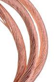 Copper cable — Stock Photo