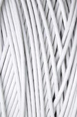 Roll of network cable — Stock Photo