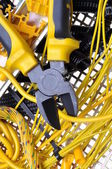 Electrical component kit — Stock Photo