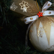 Christmas Tree Ornament. — Lizenzfreies Foto