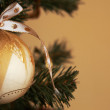 Christmas Tree Ornament. — Stock fotografie