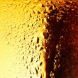 Golden Beer. — Stock Photo