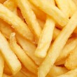 French fries background — Stock Photo #12083122
