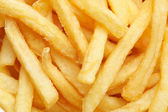French fries background — Foto Stock
