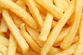 Fundo de batatas fritas — Foto Stock