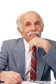 Elder Man. — Stock Photo