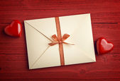 Love - letter — Stock Photo