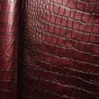 Closeup leather background - Stock Photo