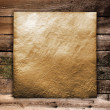 Old paper on wood texture with natural patterns — Stock Photo