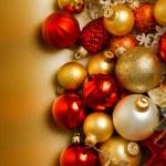 decoração natal — Foto Stock