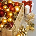 Christmas balls — Stock Photo #35470217