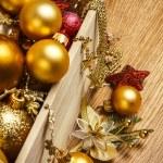 Noel topları — Stok fotoğraf #35470365