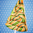 Stock Photo: Christmas Tree - Lollipop