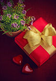 Valentine Card — Foto Stock