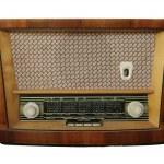 Old Radio — Stock Photo #2329549