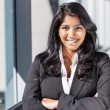 Stock Photo: Asian Indian businesswoman