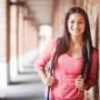 Hispanic college student — Stock Photo #13161202
