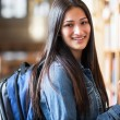 Hispanic college student — Stock Photo #13161273