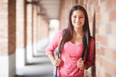 Hispanische college-student — Stockfoto
