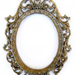 Oval frame — Stock Photo #14364731