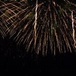 Firework display — Stock Photo #14364785