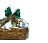 A gift hamper — Stock Photo