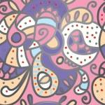 Paisley naadloze patroon voor silk — Stockvector  #23911949