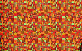 Homes background funny pattern — Stock Photo