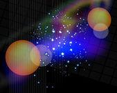 Abstrakt bakgrund med ljuseffekt. — Stockfoto