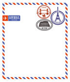 Air Mail — Stock Vector