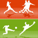 Soccer Sport — Stock Vector #14107467