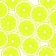 Lemon slices — Stock Vector
