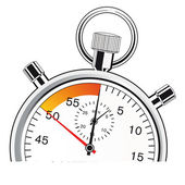 Last minute — Stock Vector