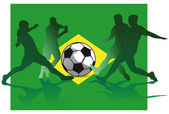Brazil World Cup — Stock Vector