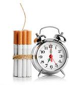 остановите курить — Стоковое фото