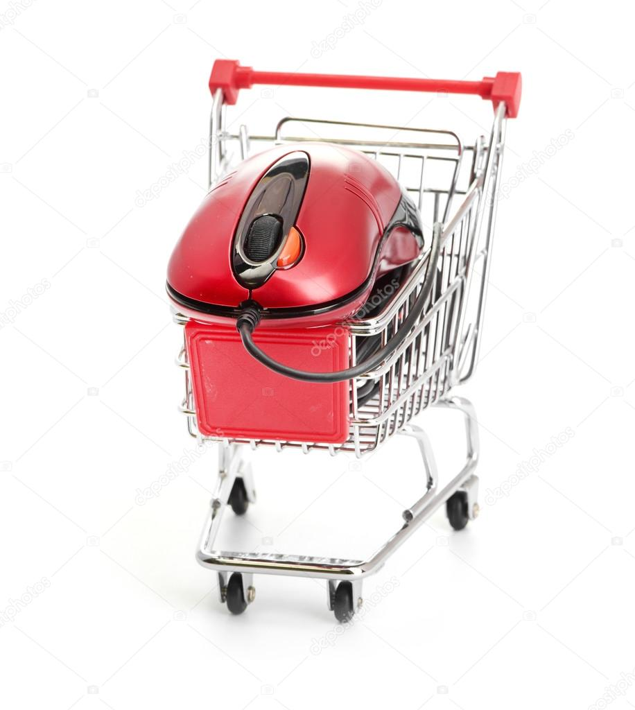 Online Internet Shopping. — Stock Photo #13372777
