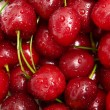 Stock Photo: Sweet cherries