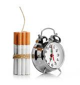 喫煙をやめる — ストック写真