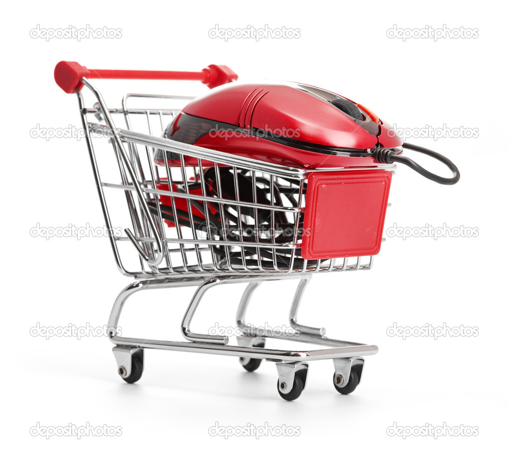Online Internet Shopping. — Foto de Stock   #14045413