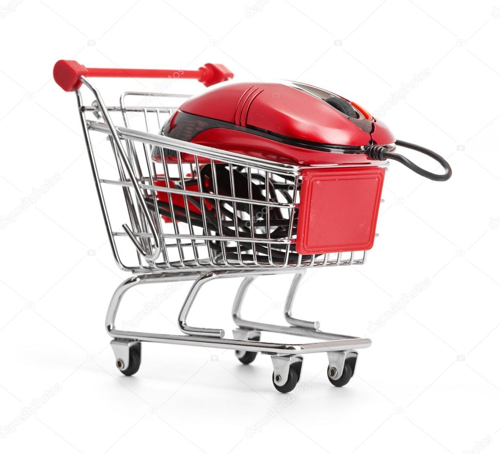 Online Internet Shopping. — Foto Stock #14045413