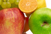 Mixed fruits — Stockfoto
